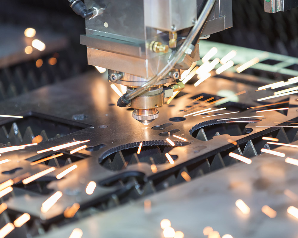Additive manufacturing production